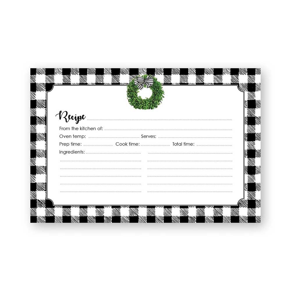 Recipe Cards - Gather