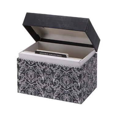 Recipe Box - Savory Eats