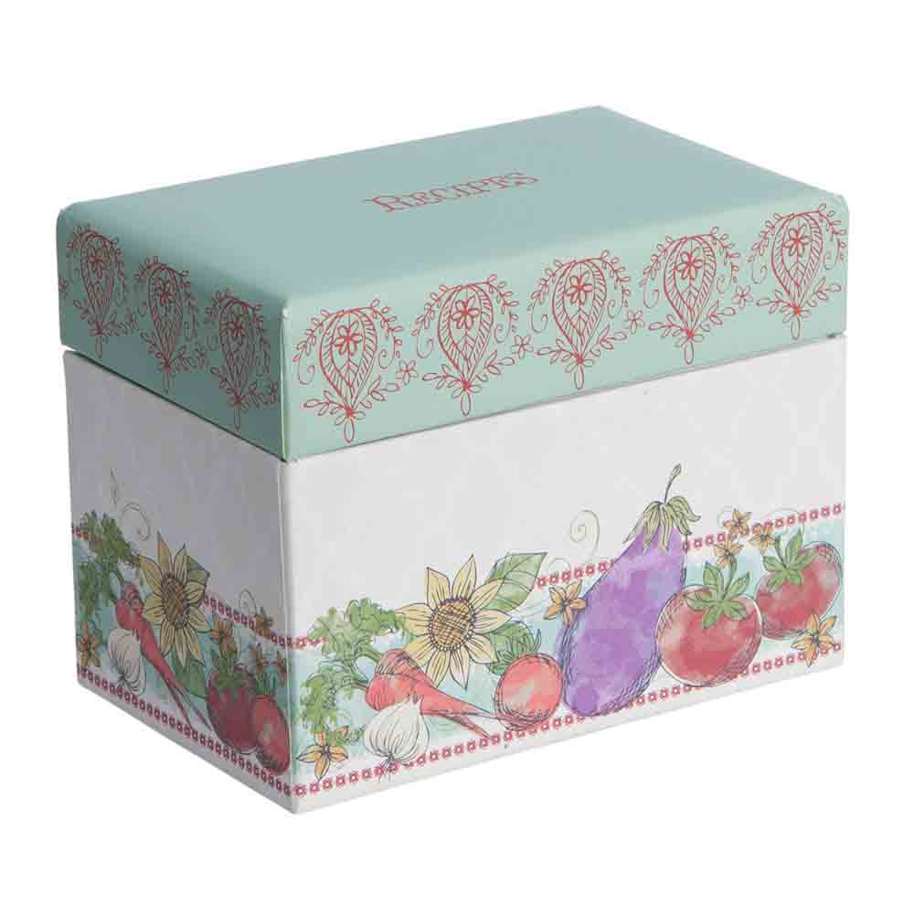 Recipe Box - Alfresco