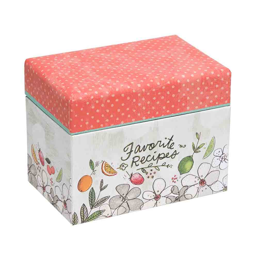 Recipe Box - Fruit Fusion