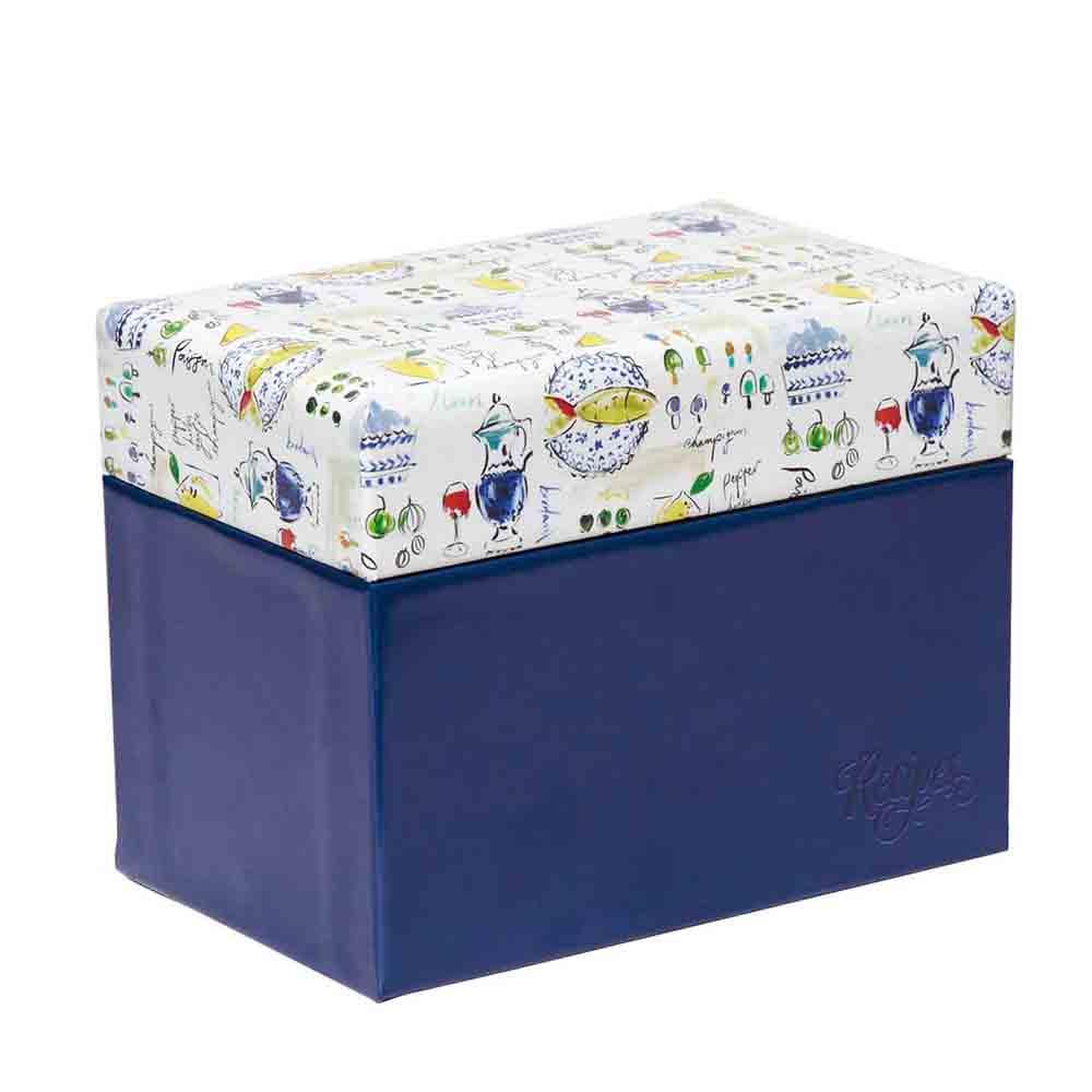 Recipe Box - Provence