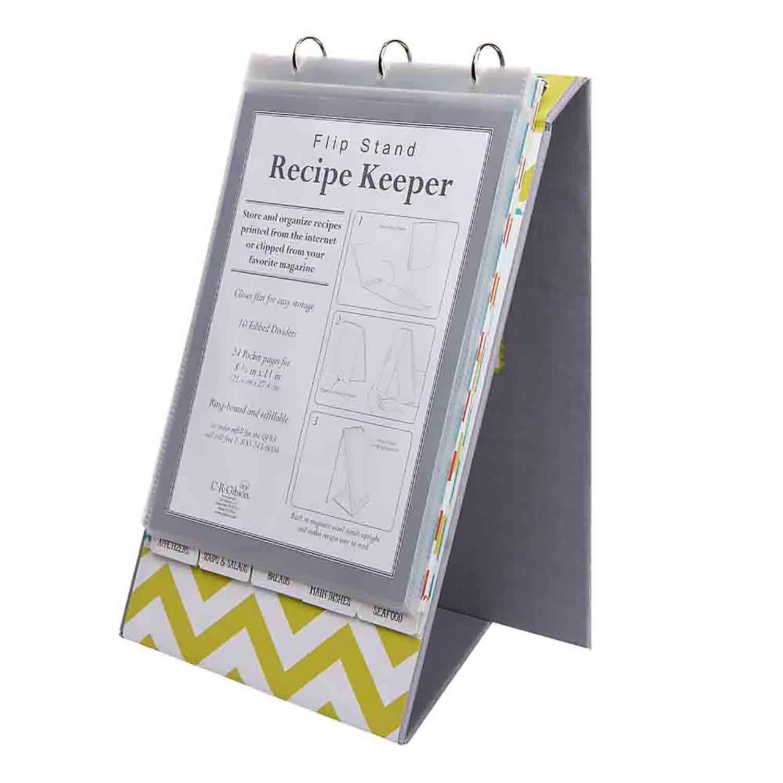 Recipe Flip Stand - Kitchen Gear