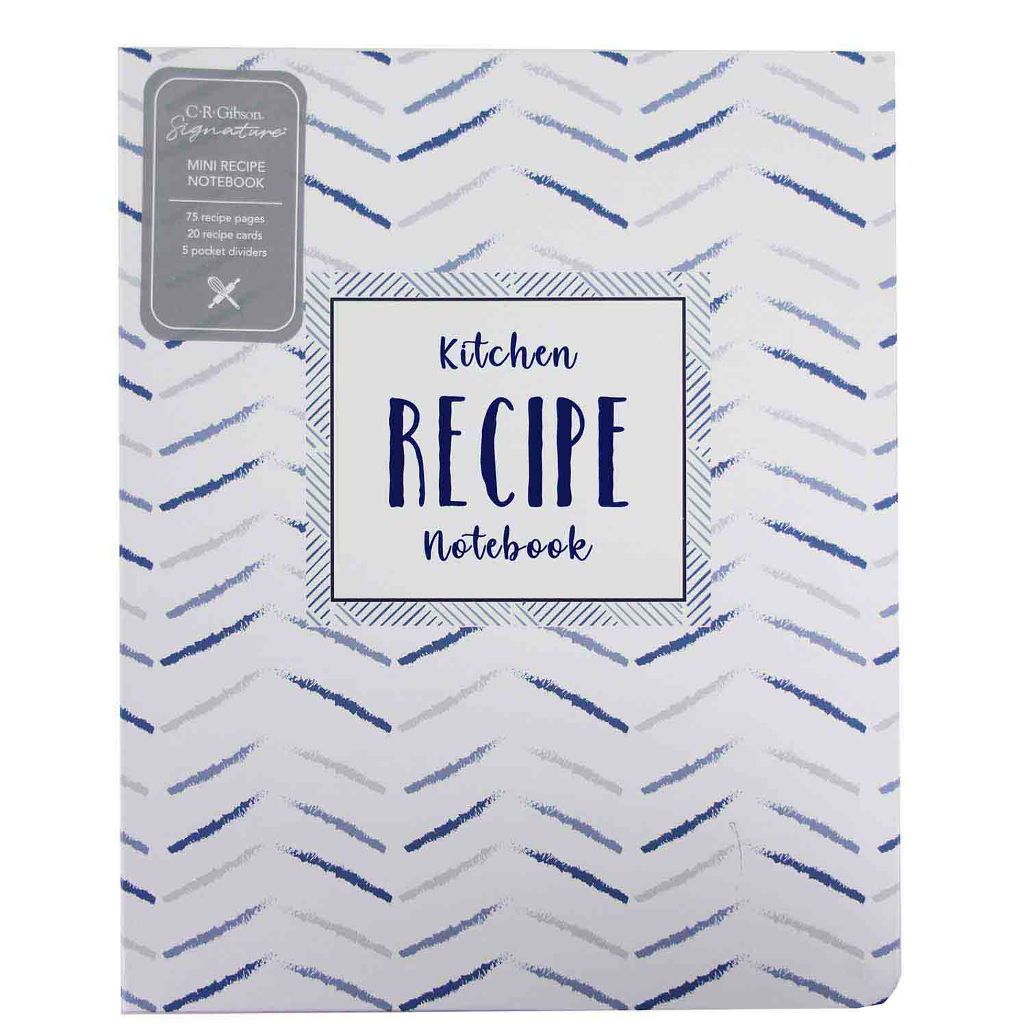 True Blue Kitchen Recipe Notebook