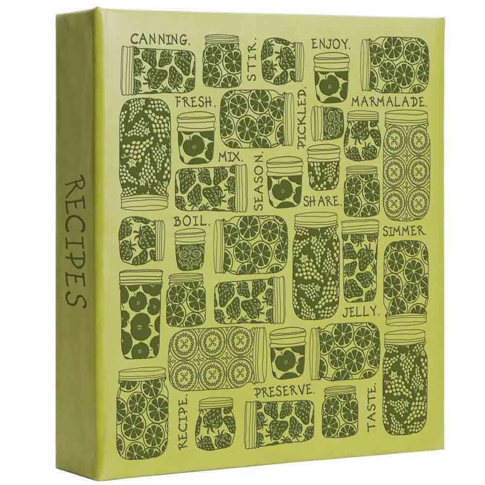 Recipe Book - Homemade Pantry