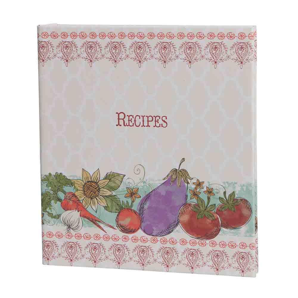 Recipe Book - Alfresco