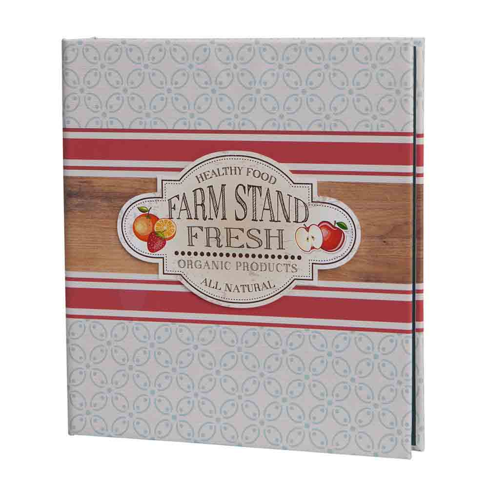 Recipe Book - Farm Stand