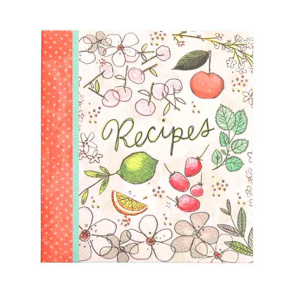 Recipe Book - Fruit Fusion
