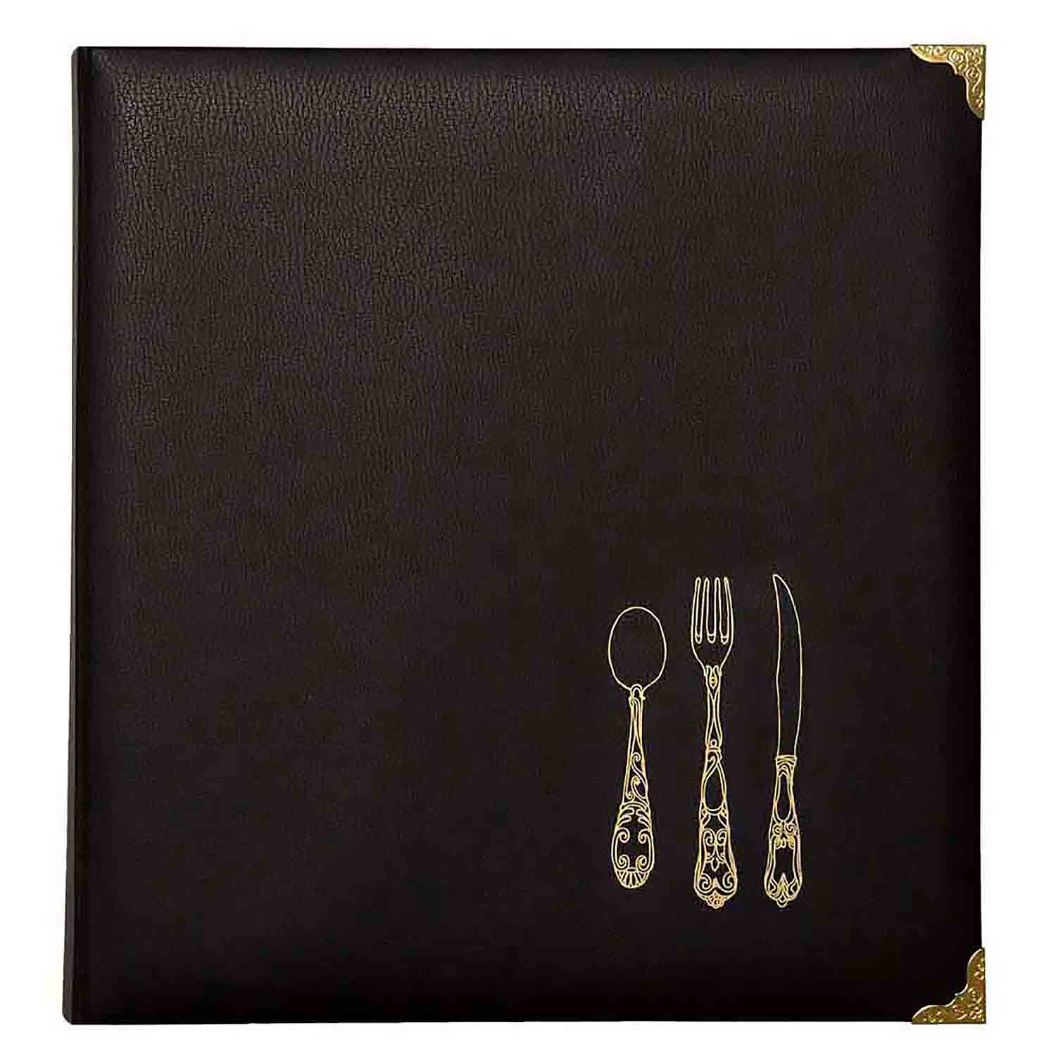 Recipe Binder - Black