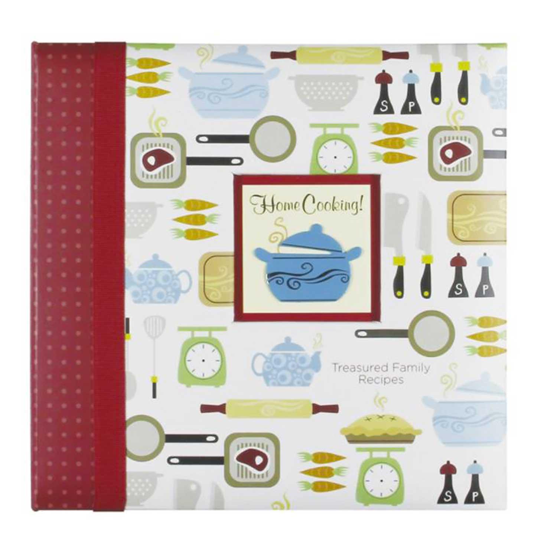 Recipe Memory Book - Home Cooking