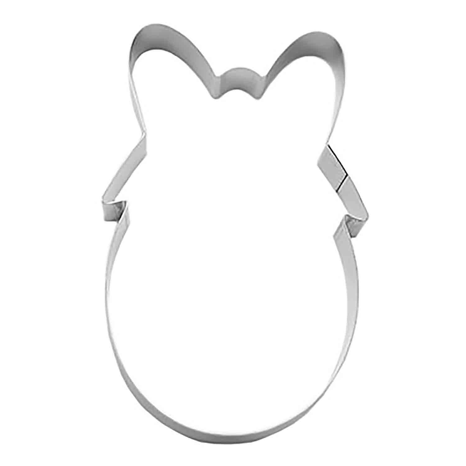 Egg with Bow Cookie Cutter