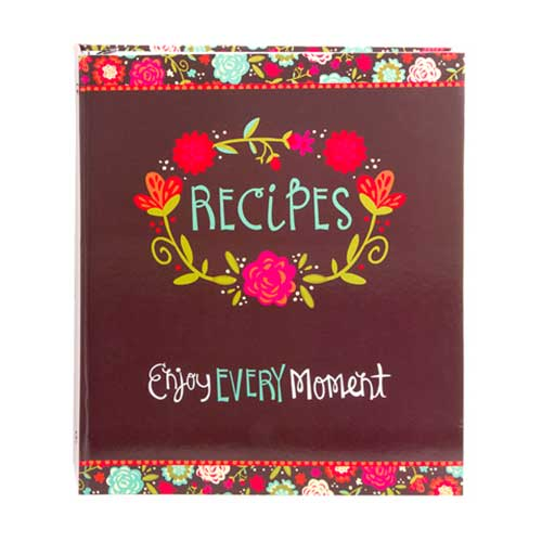 Recipe Binder - Happy Day