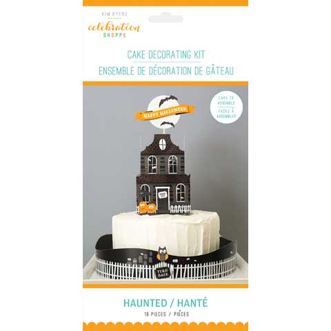 Haunted Cake Decorating Kit