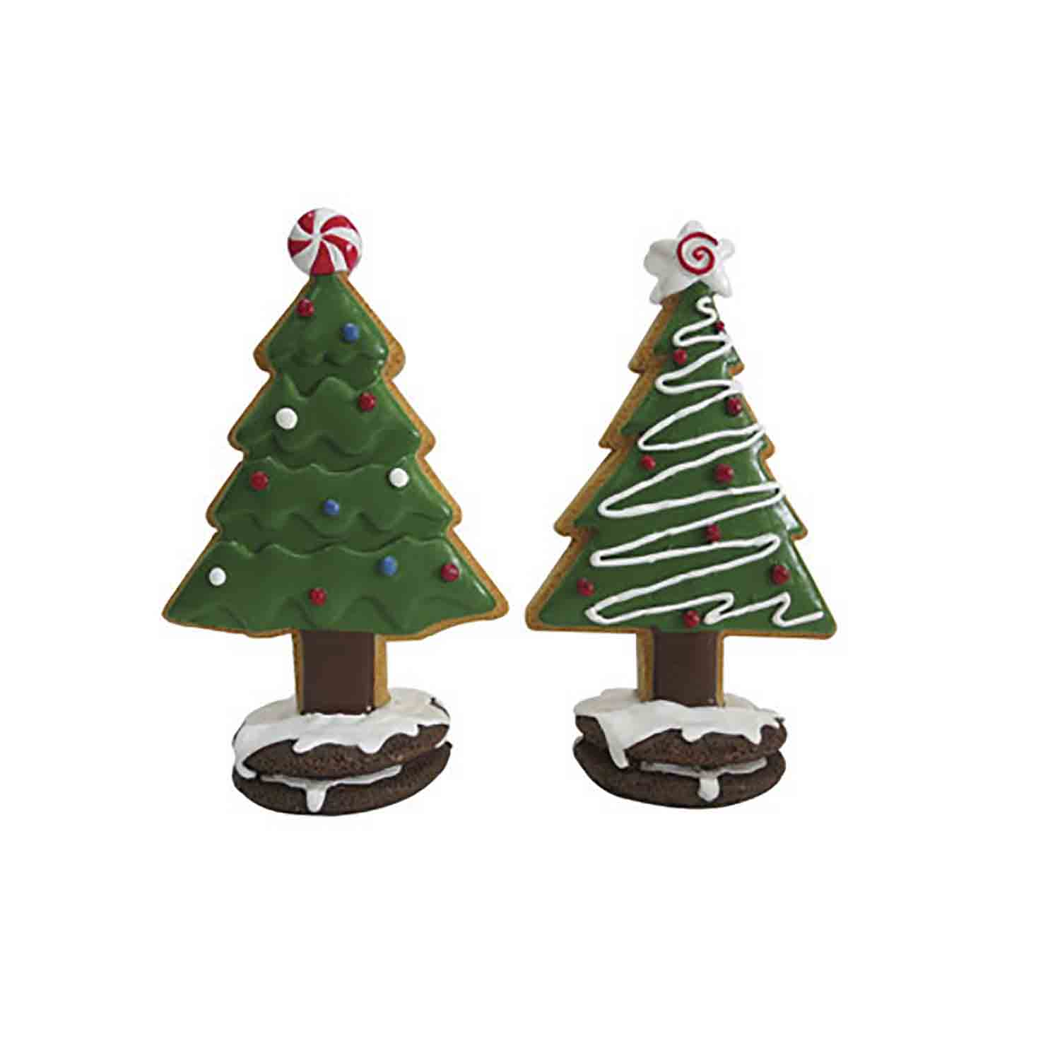 Christmas Tree Cookie Decoration
