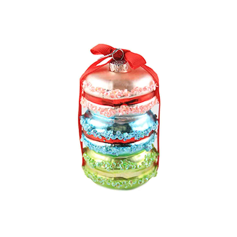 Macaron Stack Ornament
