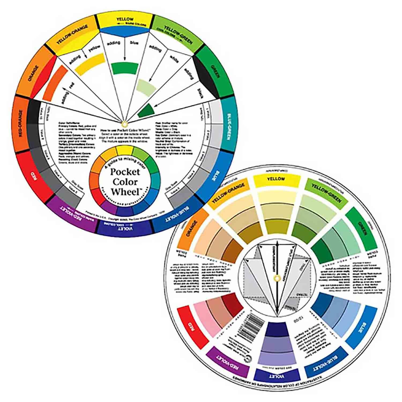 Artistic Color Wheel