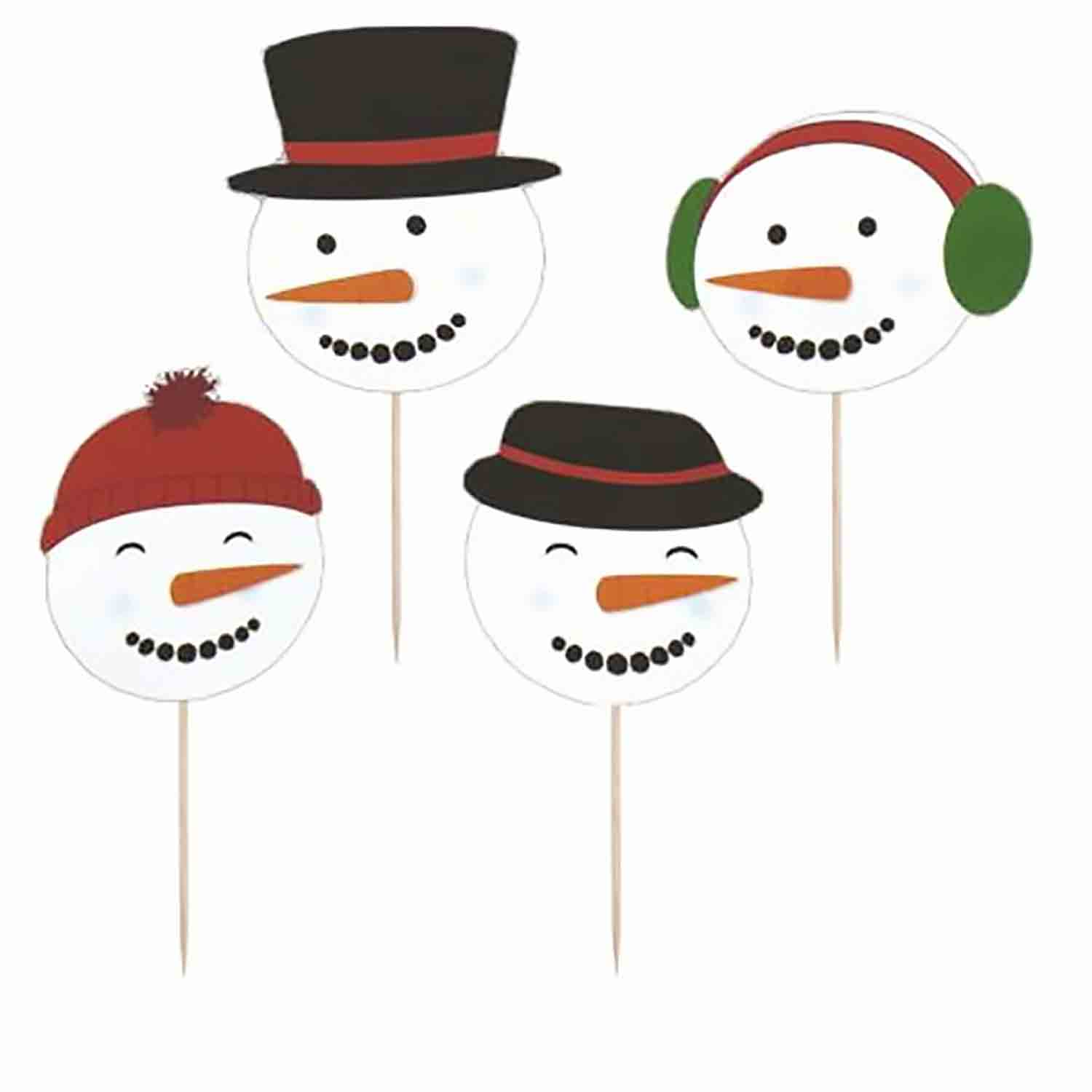 Merry Snowman Picks