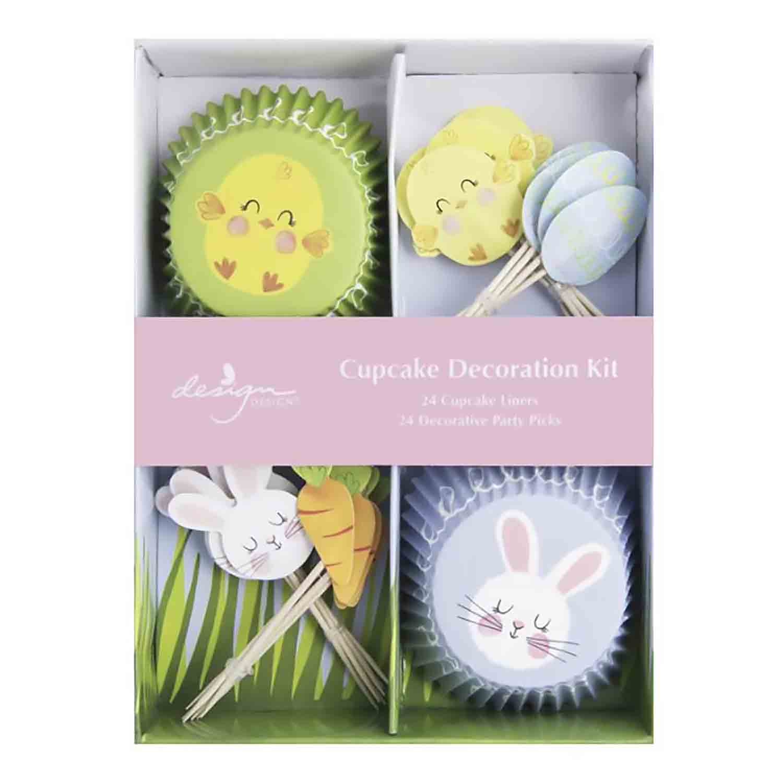Hippity Hoppity Cupcake Kit