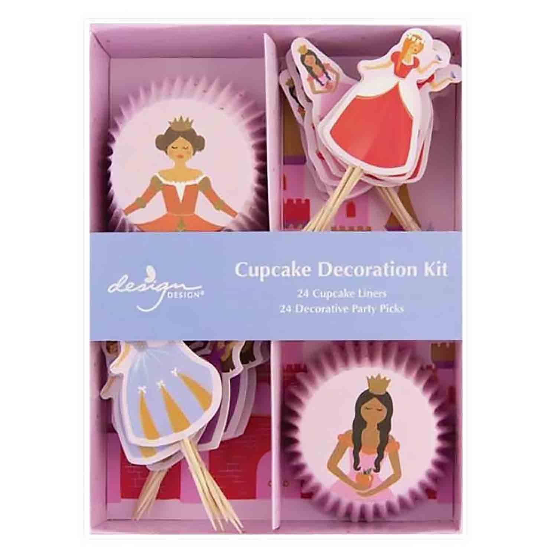 Once Upon A Time Cupcake Kit