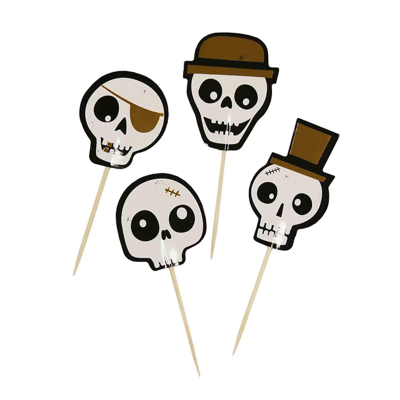 Silly Skull Picks