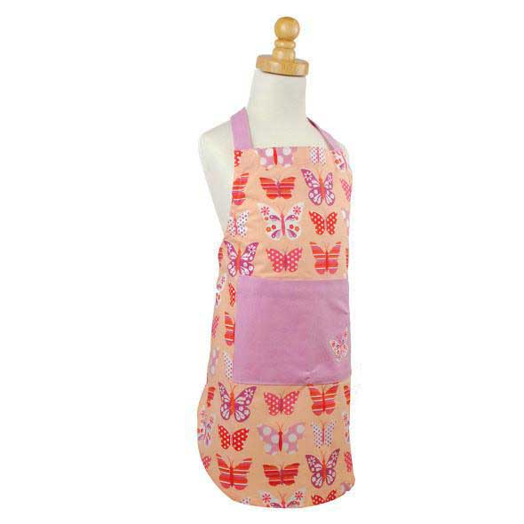 Kid's Apron - Butterfly Princess