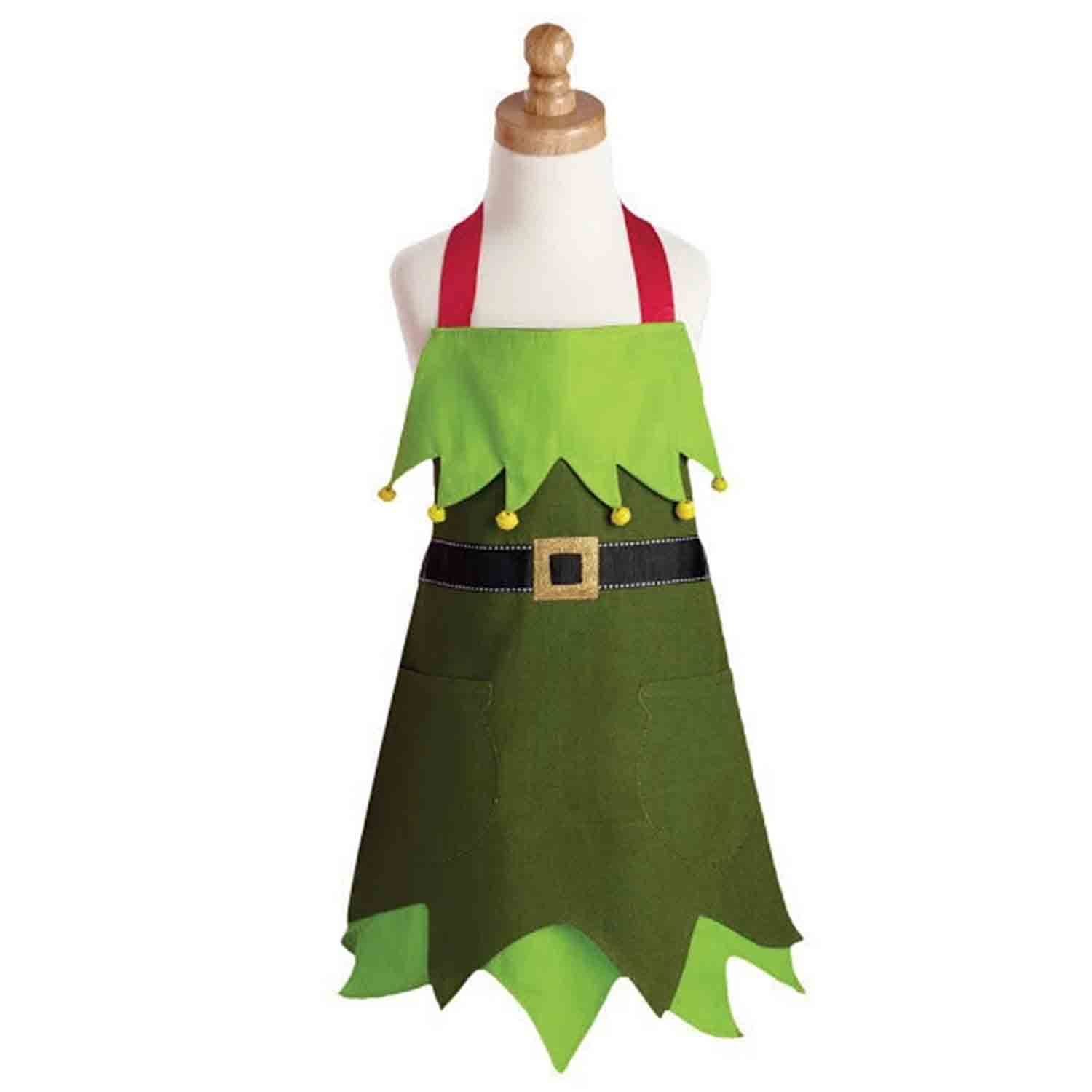 Kids' Apron - Elf