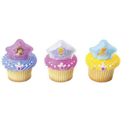 Cupcake Plaque- Disney Princess™