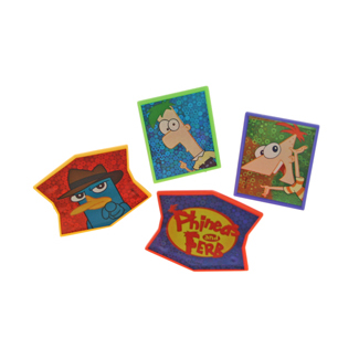 Phineas & Ferb Rings