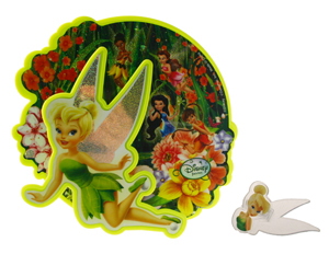 Cake Decorating Kit - Disney Fairies