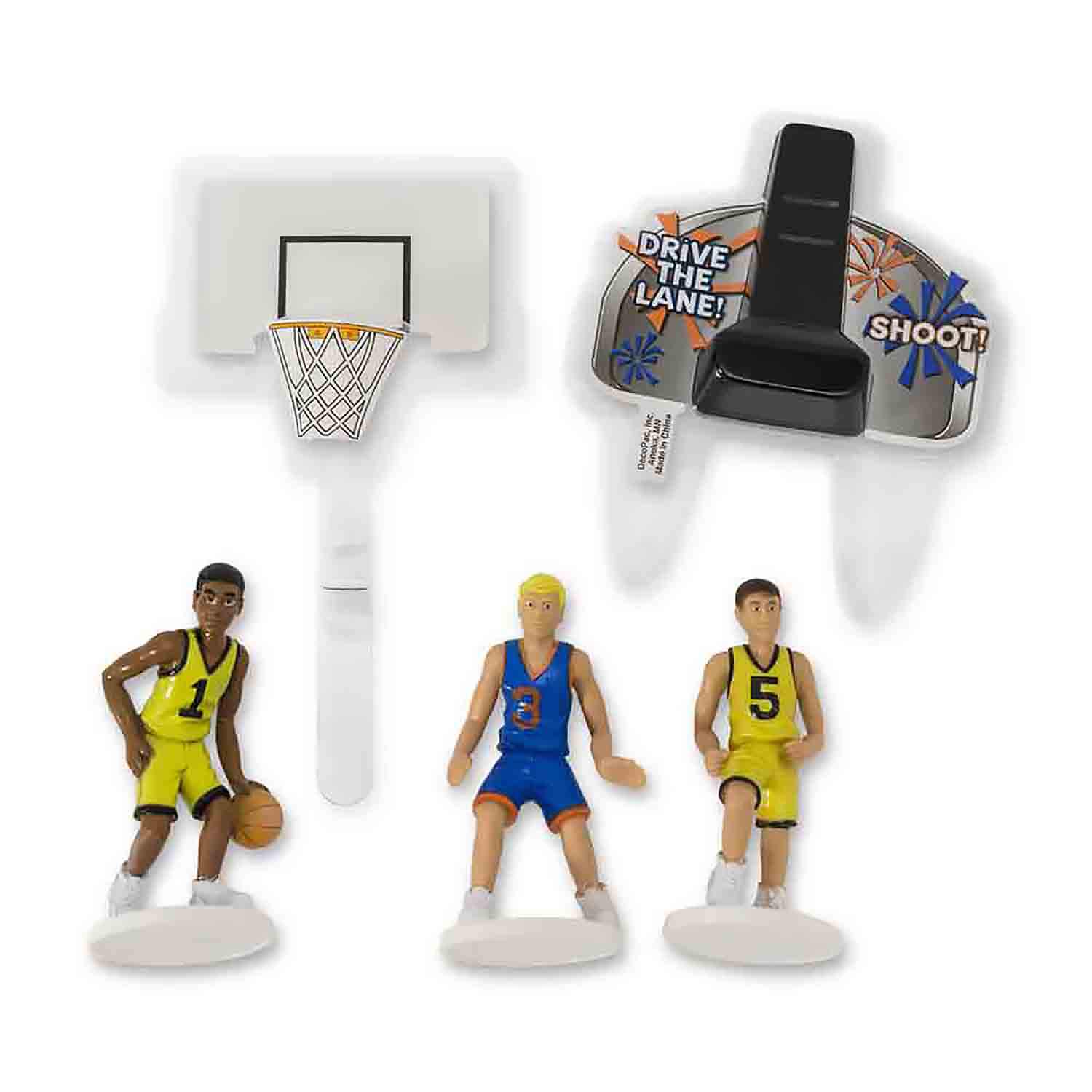 All Net Basketball Cake Kit