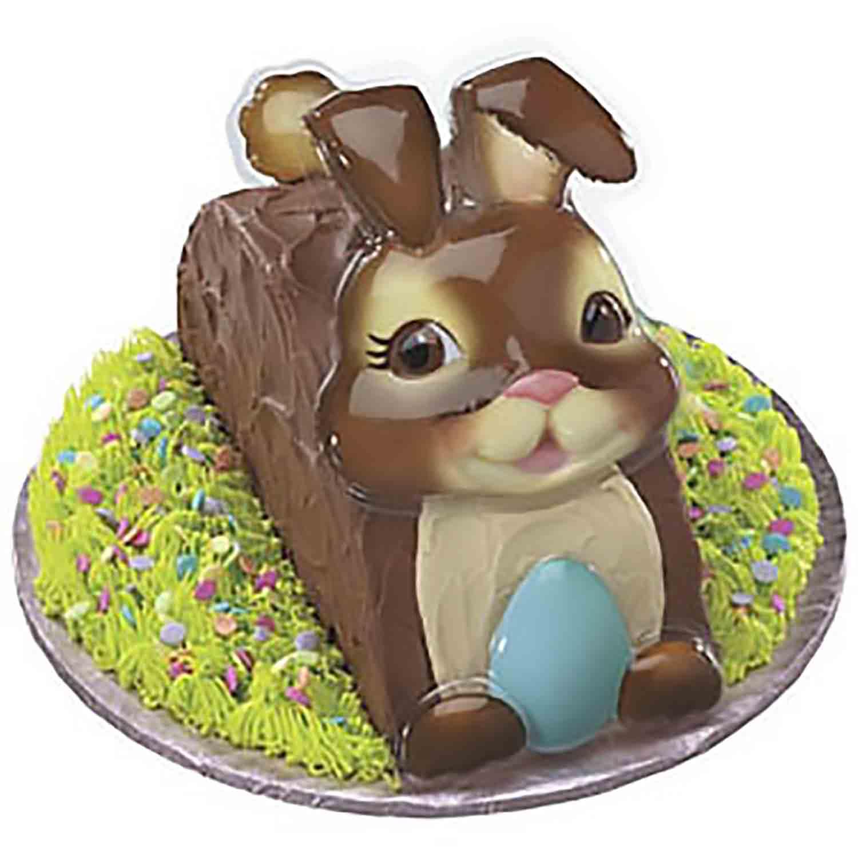 Easter Bunny Pop Top - Brown