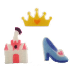 Dec-Ons® Molded Sugar - Disney Princess