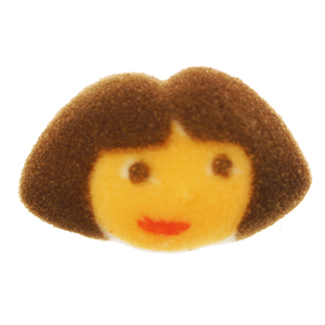 Dec-Ons® Molded Sugar - Dora the Explorer