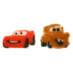 Dec-Ons® Molded Sugar - Cars/McQueen & Mater