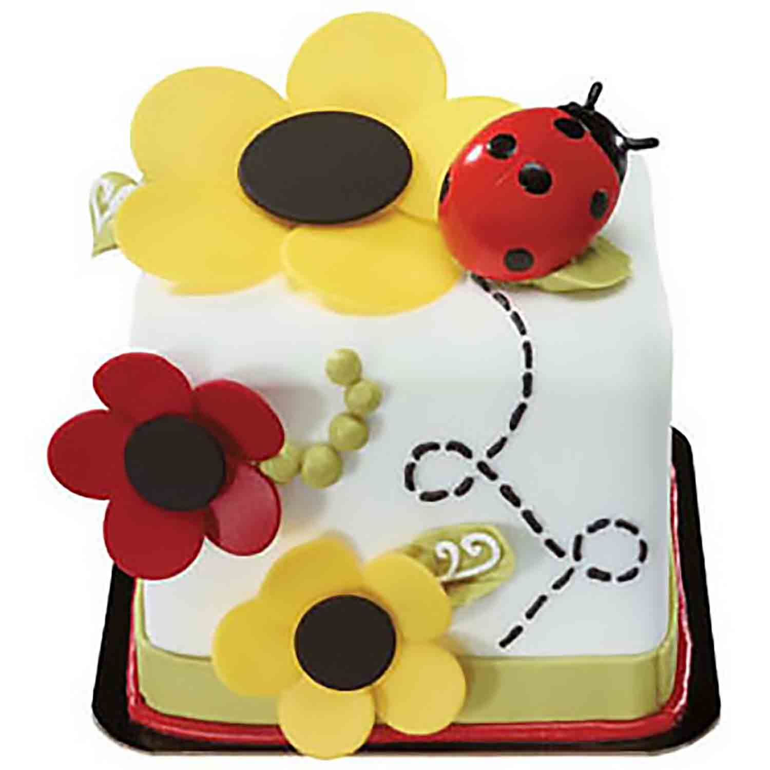 Lady Bug Decoration
