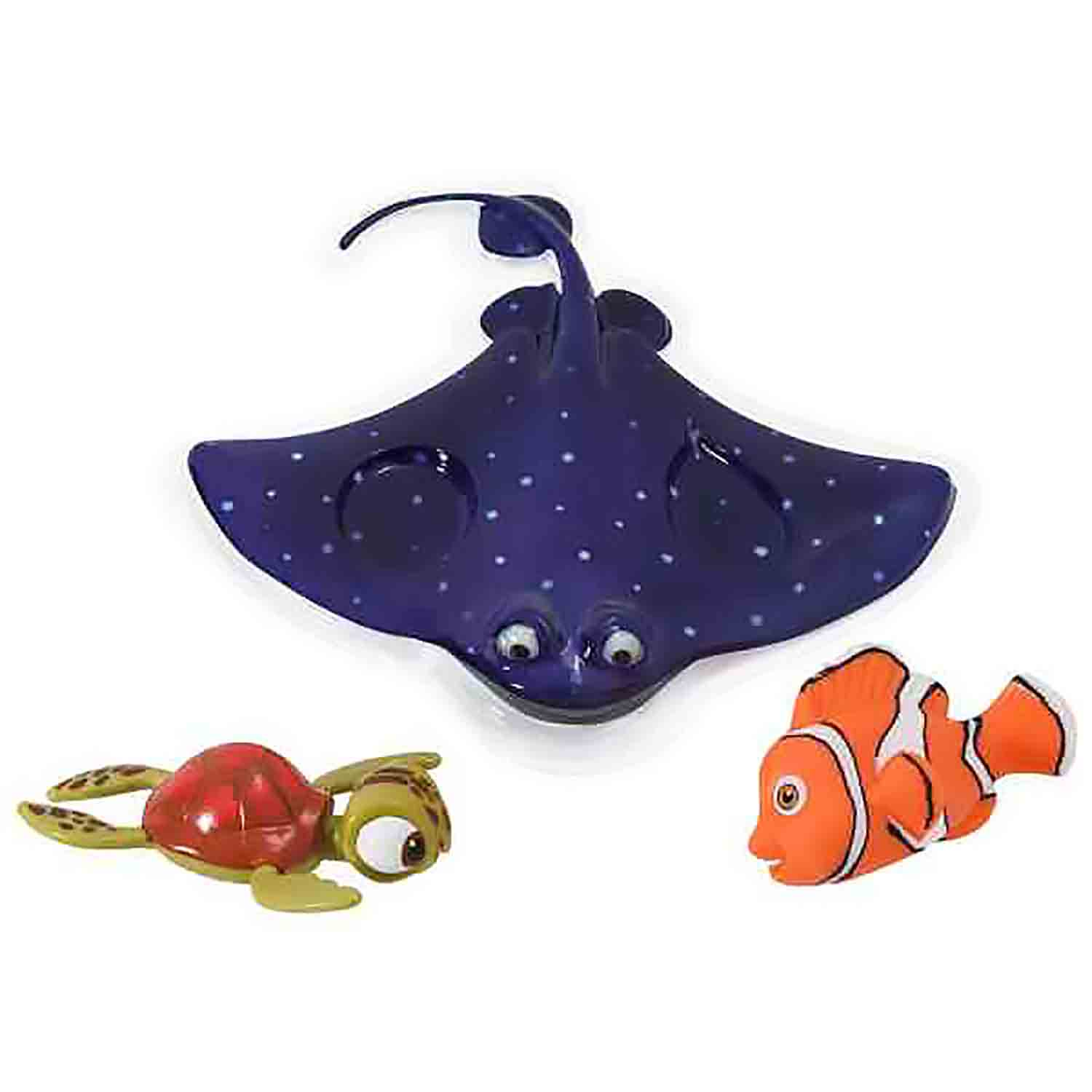 Nemo and Squirt Decoset