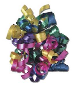 Large Ribbon Pick- Bright Colors