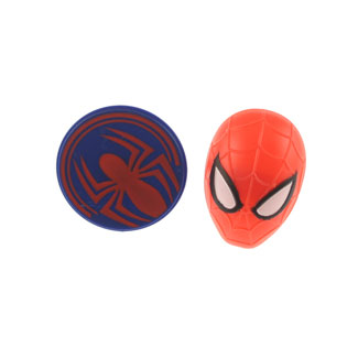 Spiderman and Icon Rings