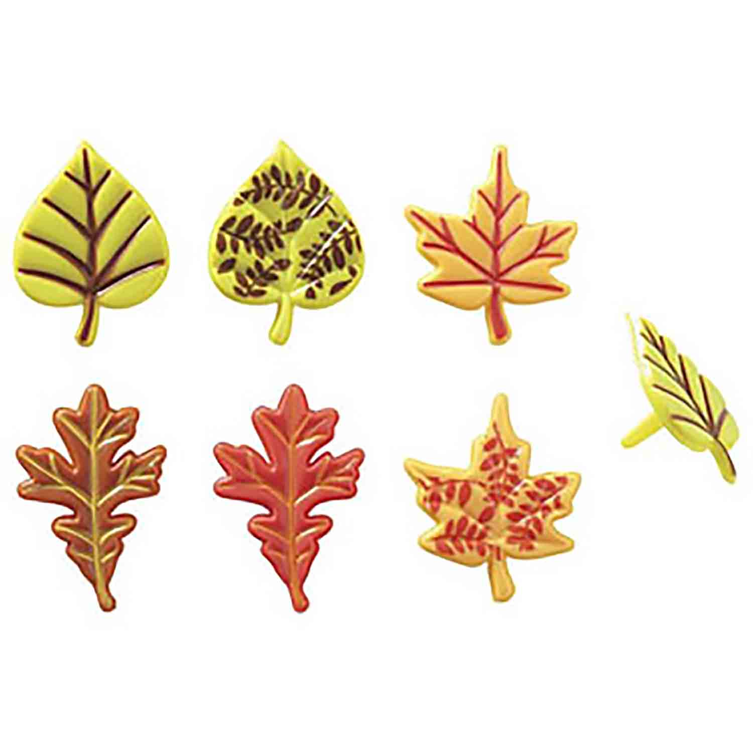 Thanksgiving/Fall Cake and Cupcake Toppers and Decorations