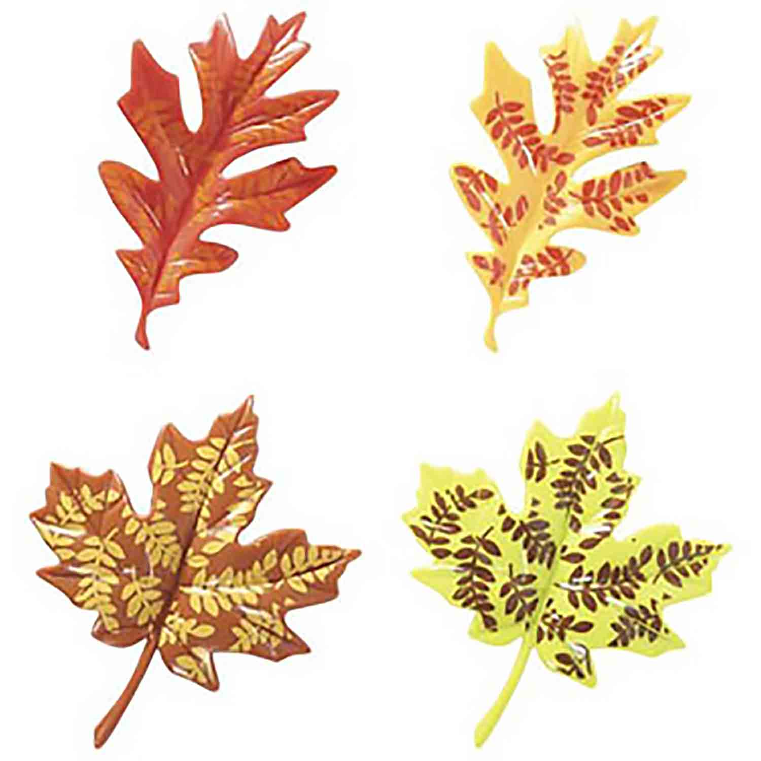 Fall Leaves Lay-ons