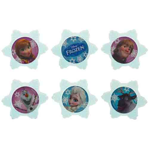 Frozen Friends Rings