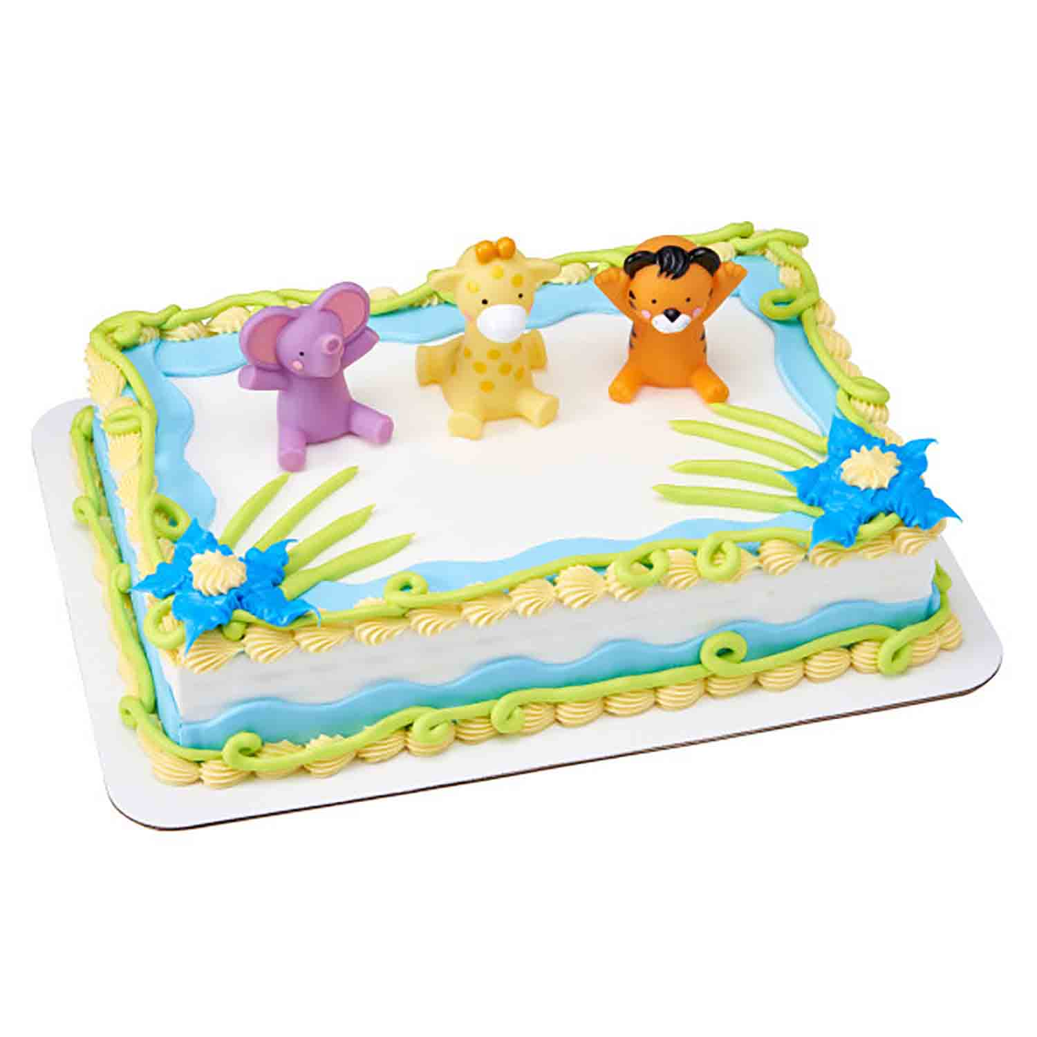 Bath Toy Cake Topper Set