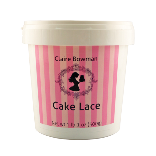White Cake Lace Mix