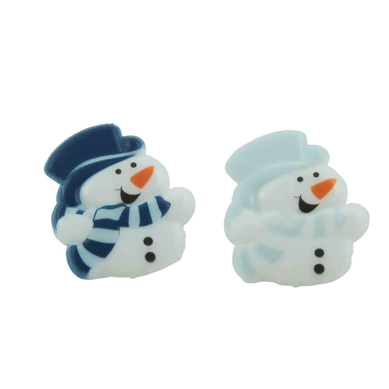 Snowman Rings