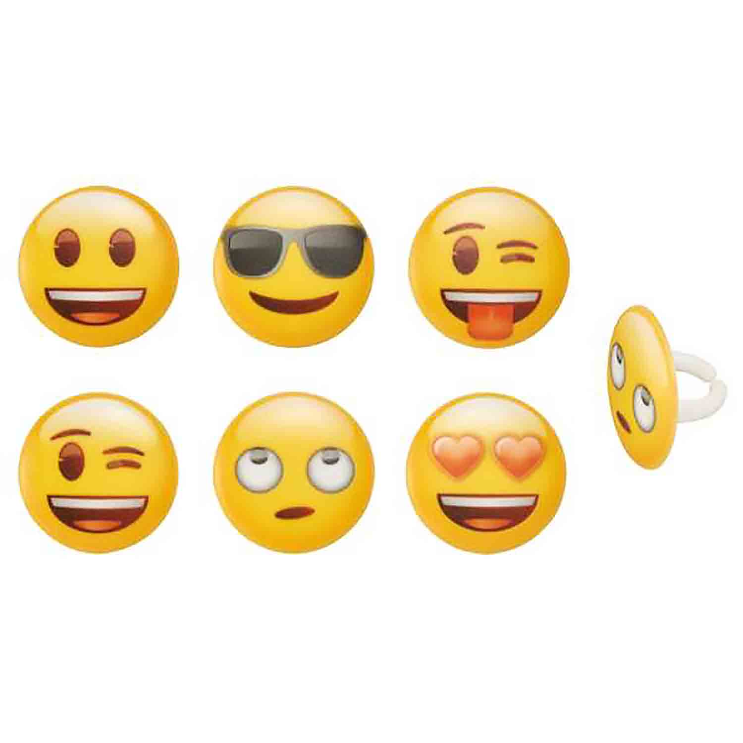 Emoji Mood Rings