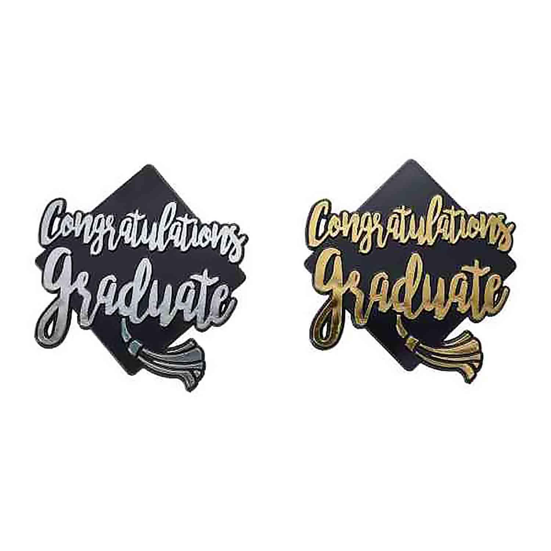 Congrats Grad Cake Layon
