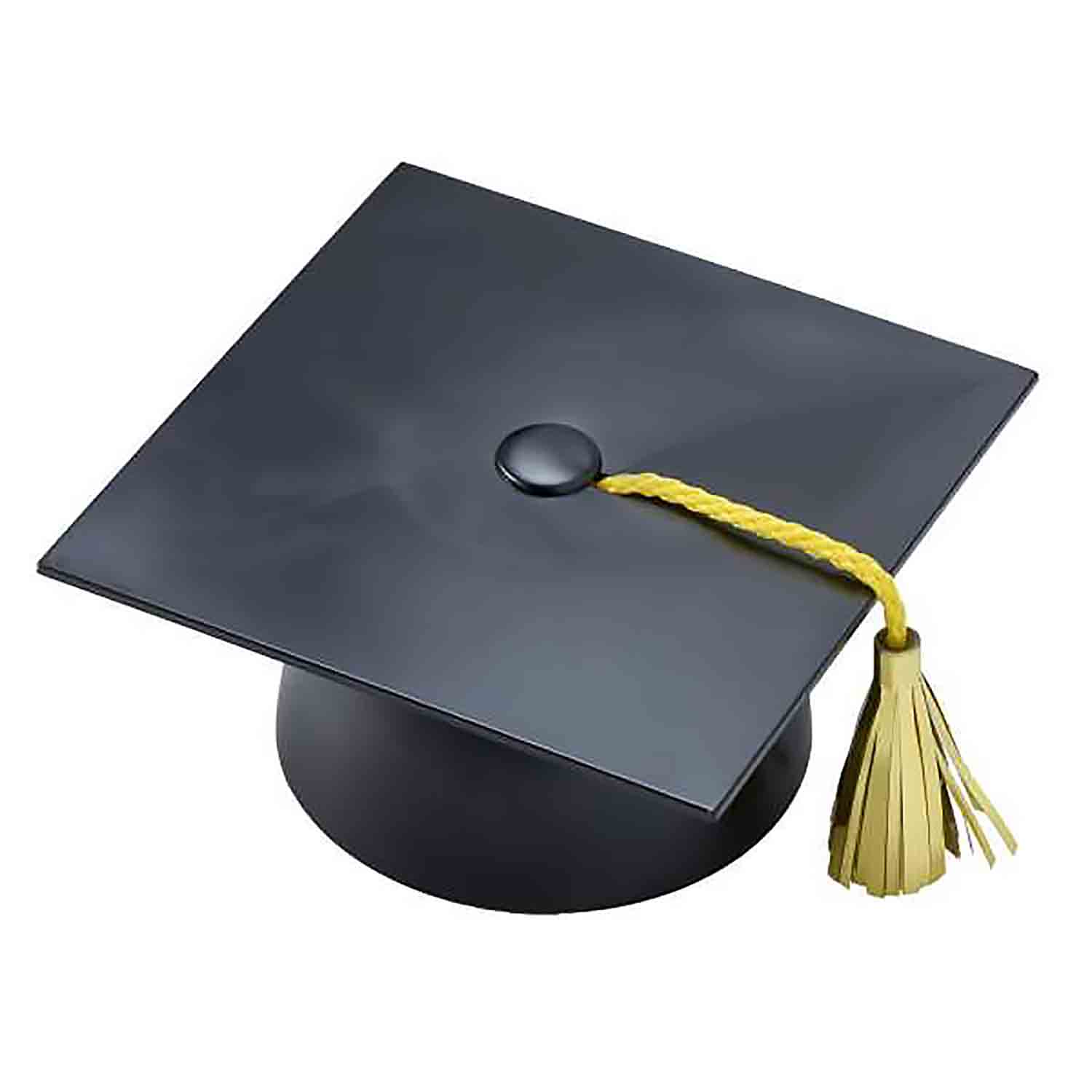 Black Graduation Hat
