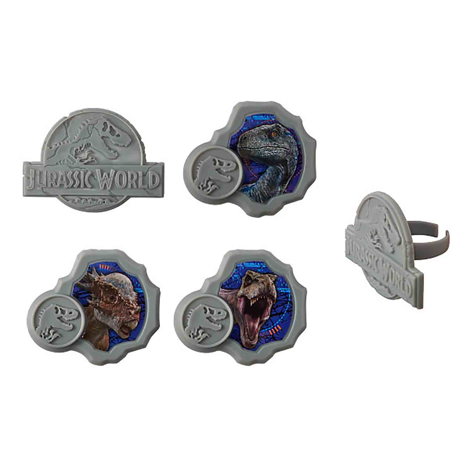 Jurassic World Rings