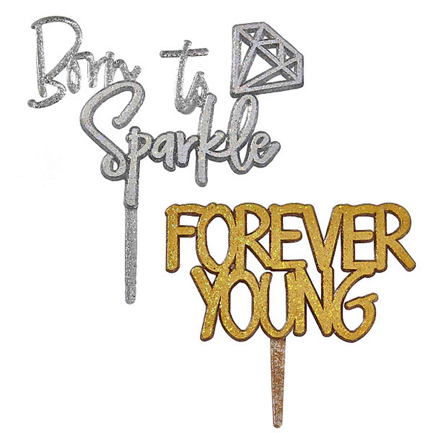 Sparkle Forever Picks