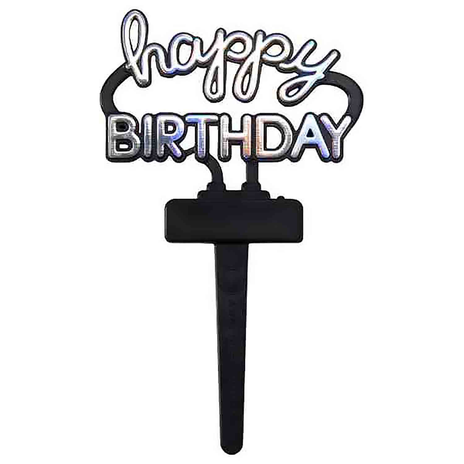 Neon Sign Happy Birthday Picks