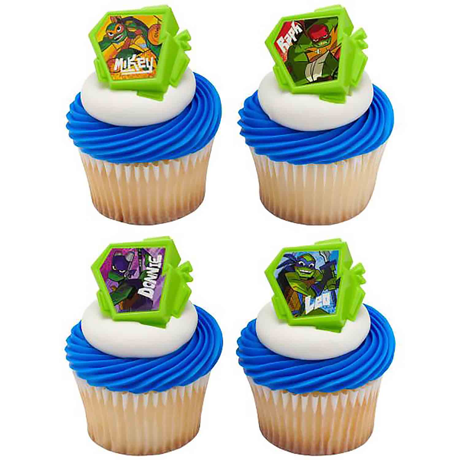 TMNT Power Up Rings